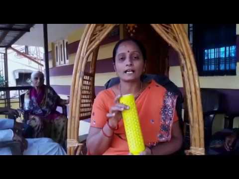 Jyoti Wadikar with dcal hard water softener