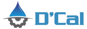 Dcal water softener Logo Horizontal